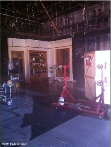 Booth's Apartment gone... forever