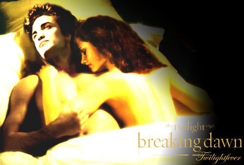Breaking Dawn Edward&Bella_ Honeymoon