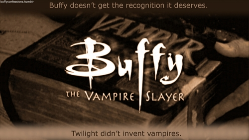 Buffy Confession