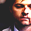 Castiel photo containing a business suit and a portrait called Castiel