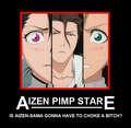 bleach-anime - Choke screencap