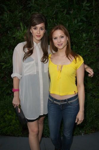 Christina  & Sarah
