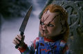 Chucky ANd tiffany - chucky photo