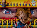 Chucky An Tiffany - childs-play wallpaper