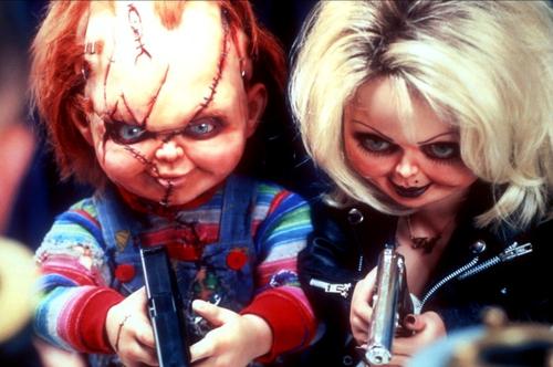 Chucky + Tiffany