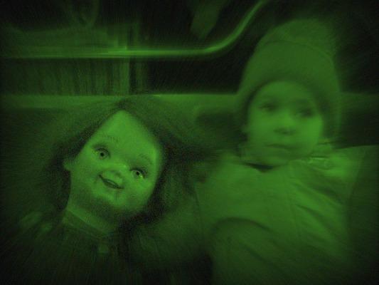 Chucky an ANdy