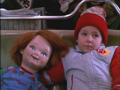 Chucky and Andy