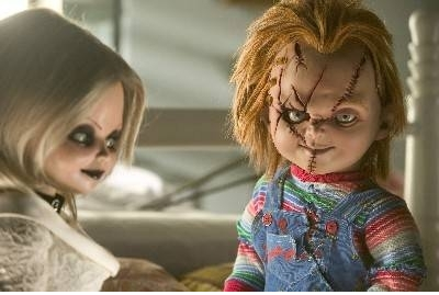 bride of chucky 2 images Chucky and Tiffany wallpaper and ...