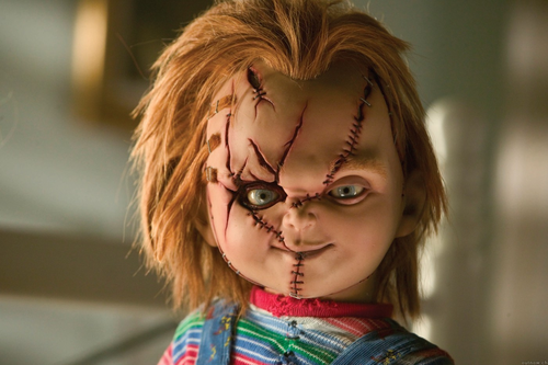 Chucky The Killer Doll Wallpaper Containing Sunglasses Called