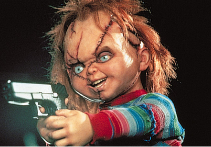 Chucky The Killer Doll wallpaper entitled Chucky