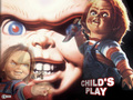Chucky - horror-legends wallpaper