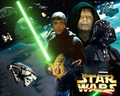 luke-skywalker - Classic Trilogy wallpaper