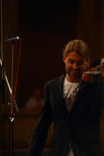 David Garrett - Bucharest 9/23/2011
