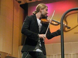 David Garrett - Bucharest 9/23/2011