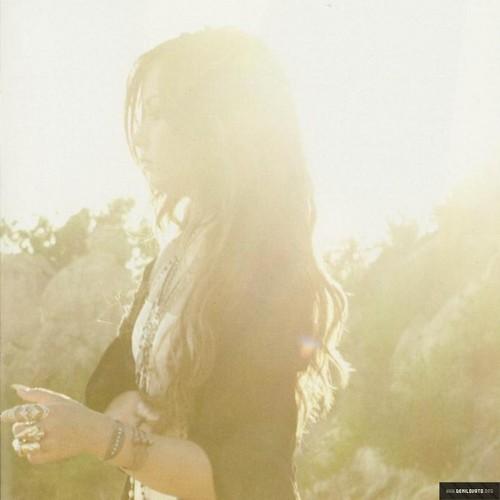 Demi Lovato PhotoShoots for Unbroken