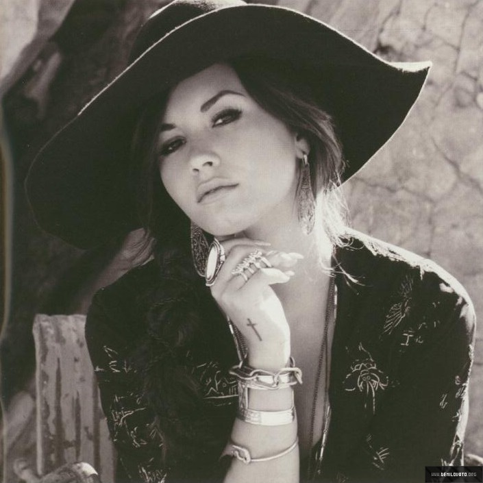 demi lovato photoshoots for unbroken demi lovato photo