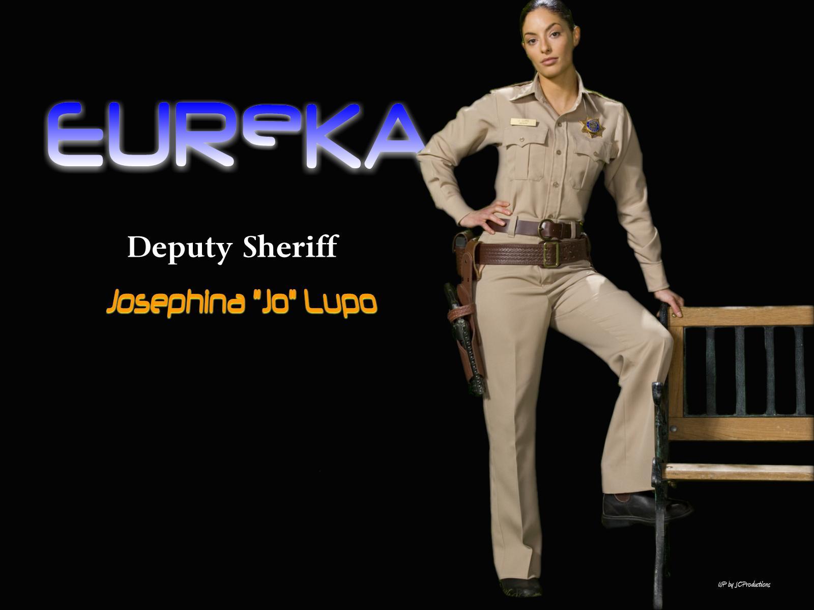 """Deputy Sheriff Joesphina """"Jo"""" Lupo"""