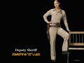 "Deputy Sheriff Joesphina ""Jo"" Lupo - eureka wallpaper"