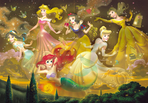 Disney Princess Paradise