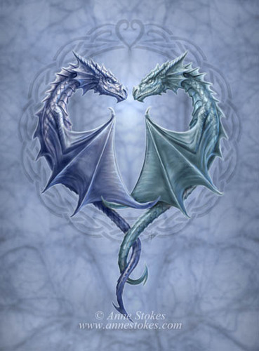 Dragon hart-, hart