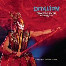 Cirque du Soleil پیپر وال called Dralion