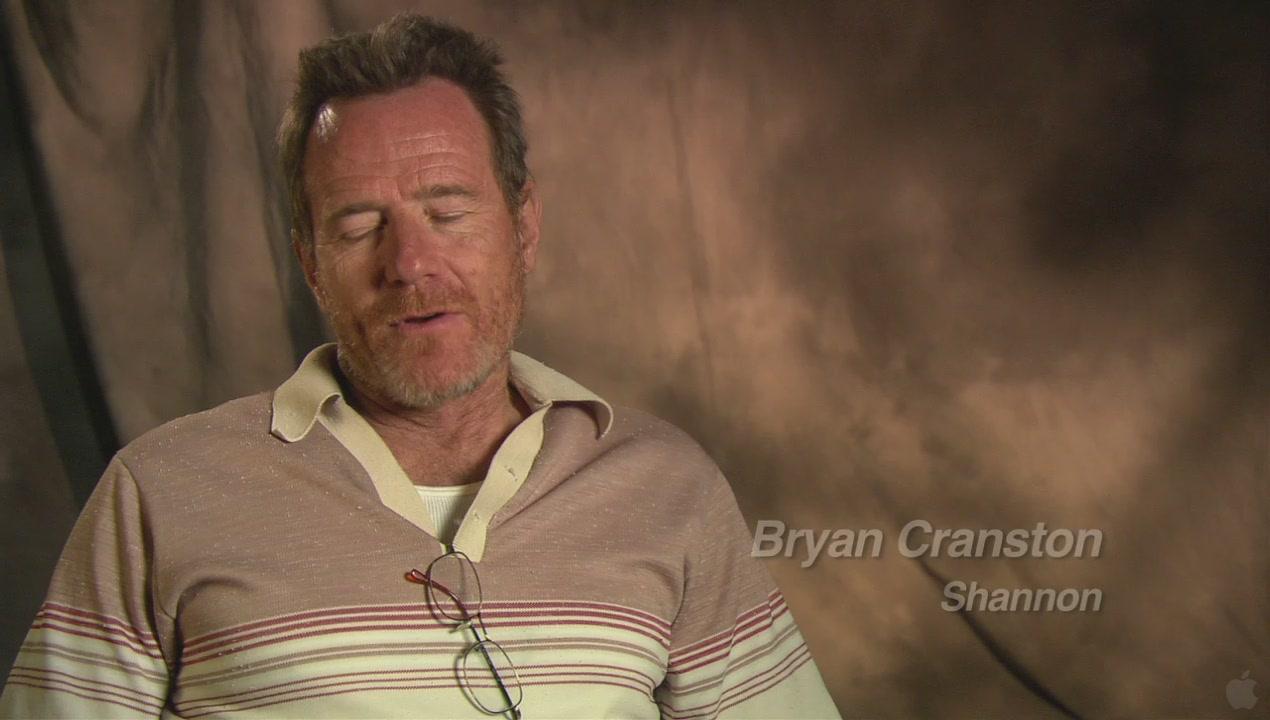 Bryan Cranston images Drive: Interview - 118.7KB