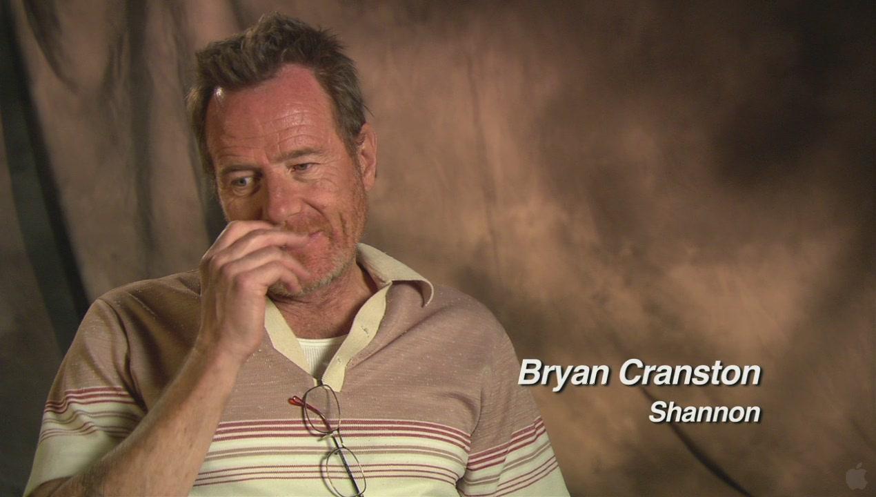 Bryan Cranston images Drive: Interview - 126.7KB