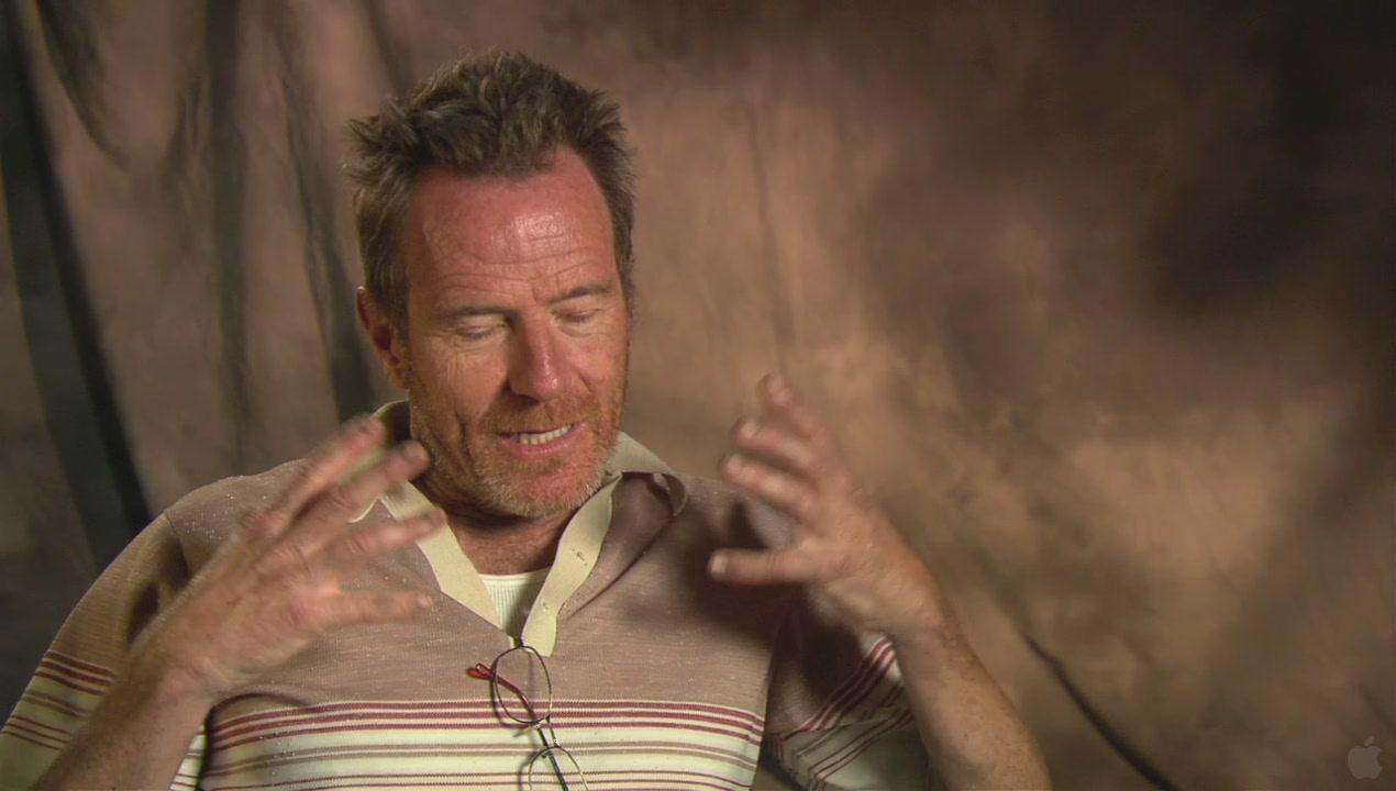 Bryan Cranston images Drive: Interview - 99.6KB
