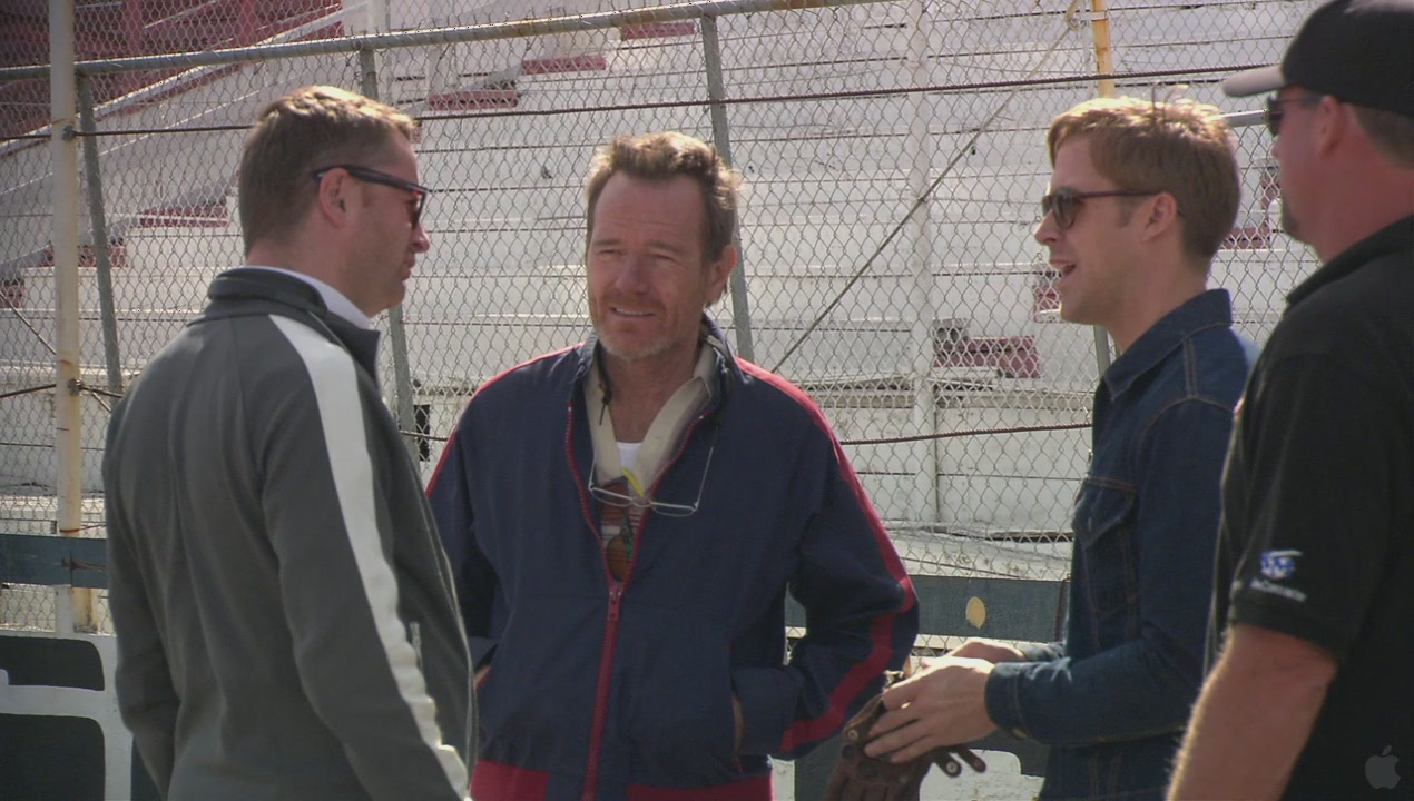 Bryan Cranston Images Drive Interview Behind The Scenes Hd Wallpaper And Background Photos