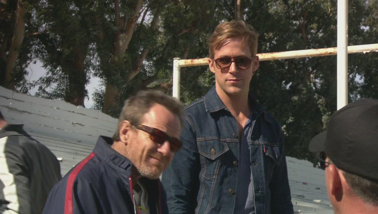 Bryan Cranston images Drive: Interview - 146.7KB