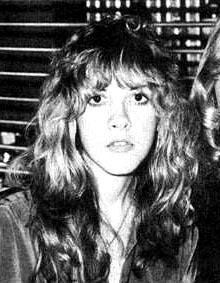 Stevie Nicks wallpaper possibly containing a street entitled Early Stevie