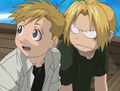Ed and Al - edward-elric screencap
