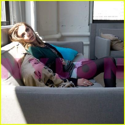 Elizabeth Olsen: Nylon's October Cover Girl!