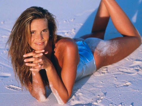 swimsuit si images Elle Macpherson HD wallpaper and background photos