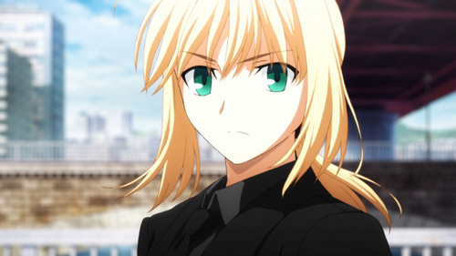 Episode 1 screens - fate-zero Screencap
