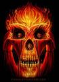 Flaming Altar