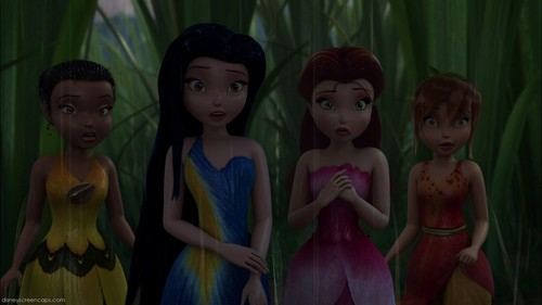 Disney Females wolpeyper called Four mga engkanto