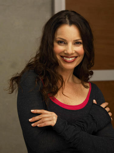 Фрэн Дрешер Обои containing a portrait titled Fran Drescher