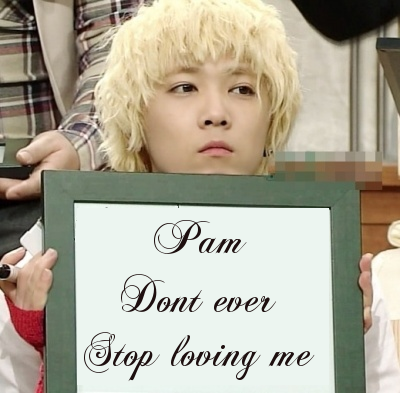 From Hong Ki to Pam ^_^