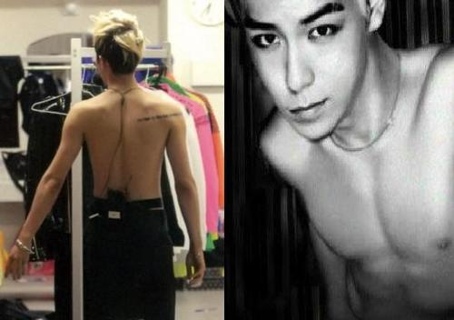 GD&TOP (TOP´S PIC GIVE ME HE IN ME2DAY( - gd-and-top Photo