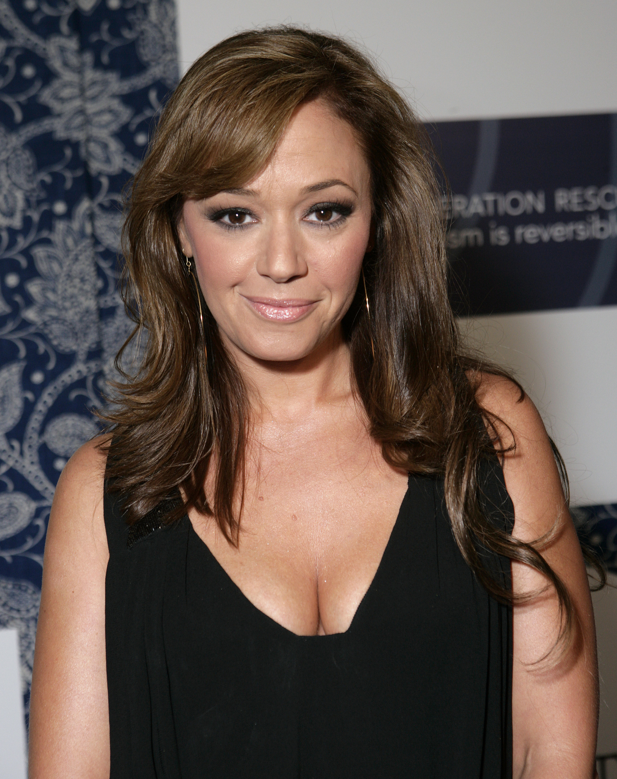 Leah Remini Images Generation Rescue S Event Hd Wallpaper