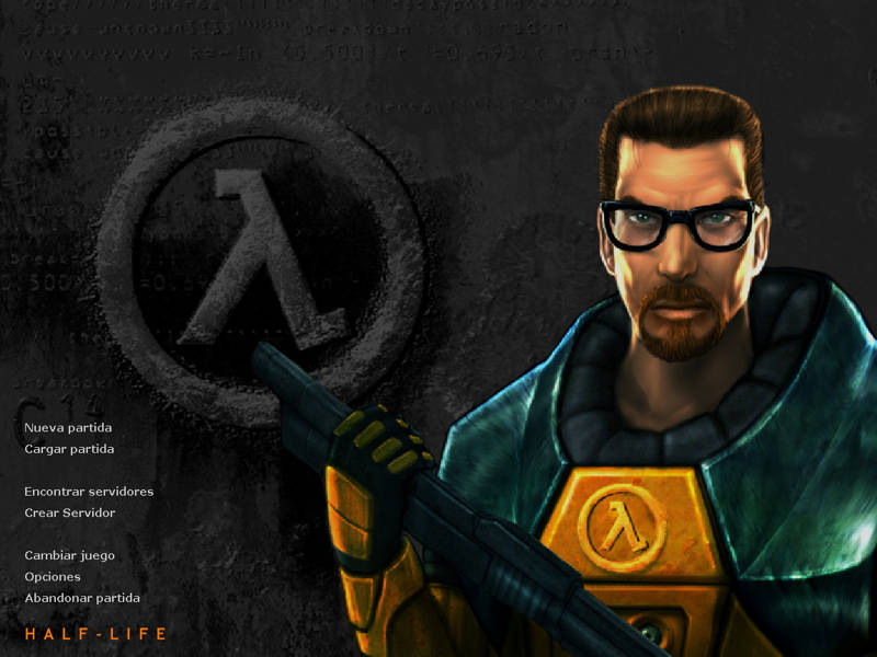 gordon freeman half life - photo #7
