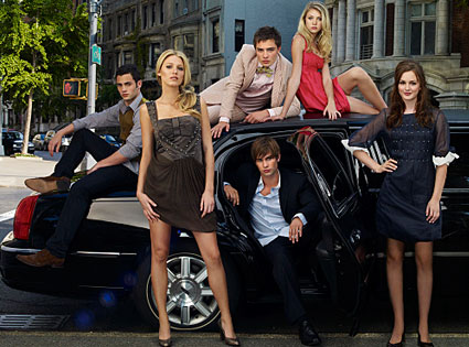 Gossip Girl cast