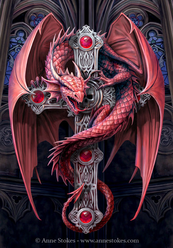 gothique Dragon