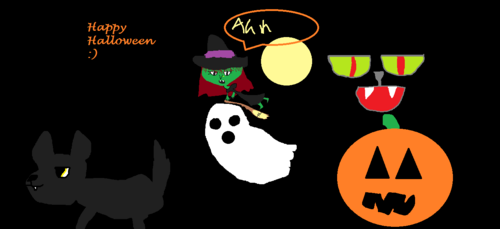 Happy Halloween bro