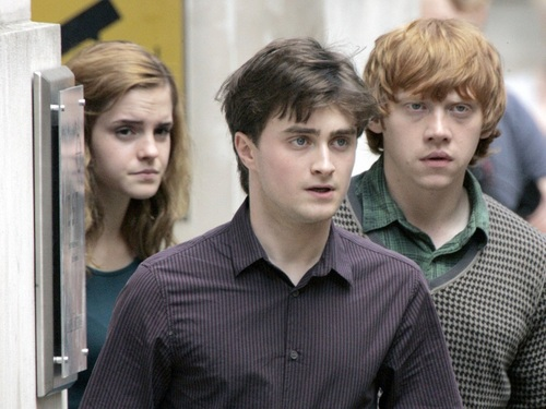 Harry Potter fond d'écran