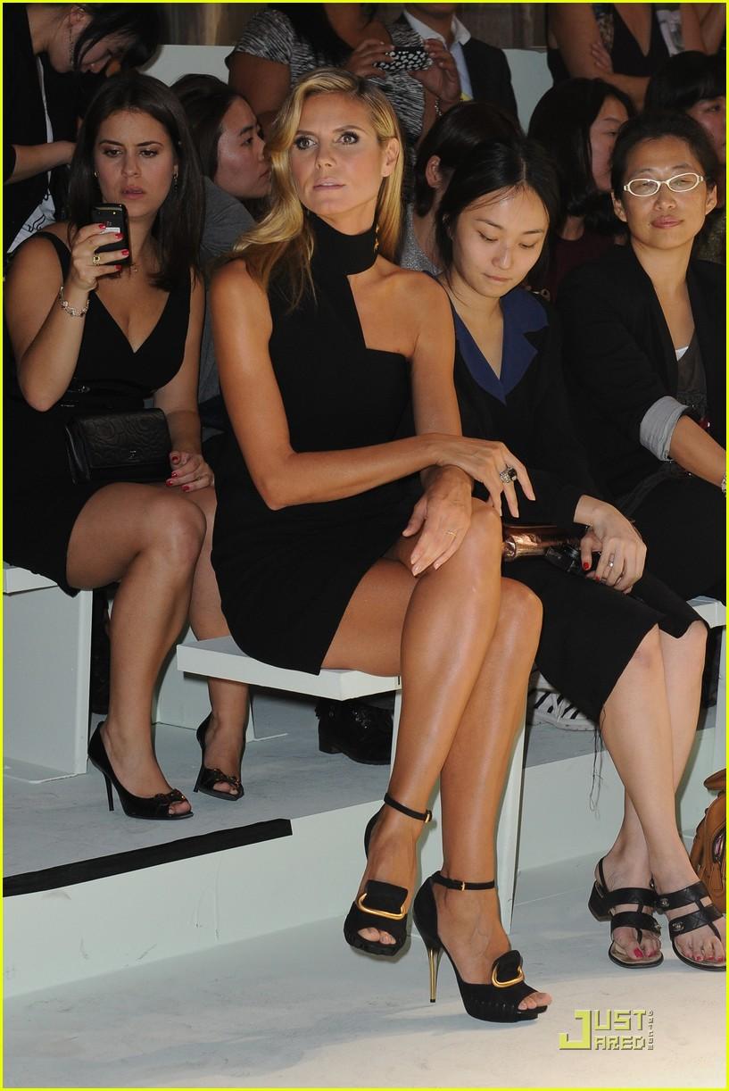 Heidi Klum - Fashion Model - Profile on New York Magazine