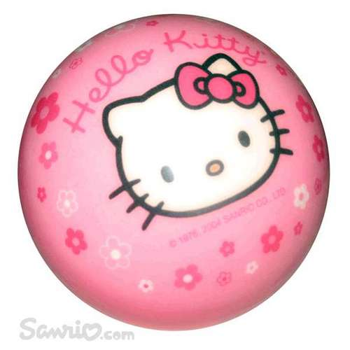 Hello Kitty Bowling Ball