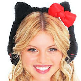 Hello Kitty Ear Muffs - hello-kitty Photo