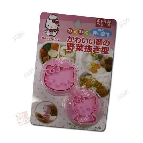 Hello Kitty Food Shaper